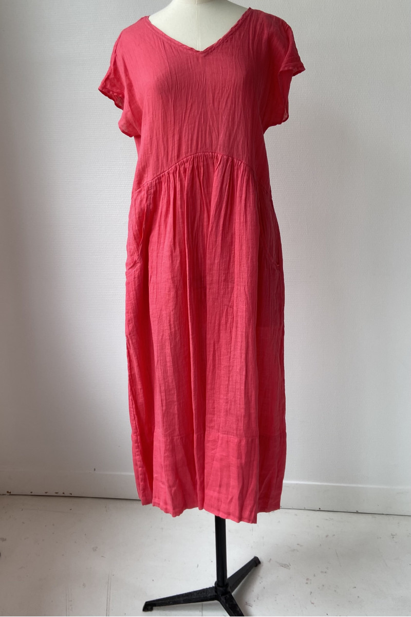 Robe ample TANGY - Pink