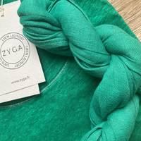MIX & MATCH 🎨  Douceur de la maille + délicatesse de la gaze = Une journée réussie en 100% Lin !  Assorties ou dépareillées, a vous de décider !   Shoppez nos créations responsables sur ZYGA.fr  -- 🇬🇧  MIX & MATCH 🎨  Softness of the knitwear + delicacy of the gauze = A successful day wearing 100 % Linen! Assorted or mismatched, it's up to you to decide!  Shop our responsible creations on ZYGA.fr  #ZYGAParis #VitaminColor #SummerOutfits #HolidaySeason #FashionRevolution #Farniente #NouvelleCollection #ModeAutrement  #FashionStyle  #SS21 #ModeResponsable #ModeDurable  #Durable #Lin #Green #Summer  #Linen #EuropeanFlax #SlowLife  #SustainableFashion